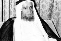 حاكم الفجيرة - الشيخ محمد بن حمد الشرقي