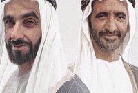 وتم انتخاب الشيخ زايد بن سلطان آل نهيان رئيسًا للاتحاد، والشيخ راشد بن سعيد آل مكتوم نائبًا لرئيس الاتحاد.