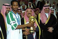وحقق بطولات كثيرة أبرزها دوري أبطال آسيا والدوري السعودي بجانب تحقيقه لكأس آسيا وكأس الخليج مع المنتخب السعودي