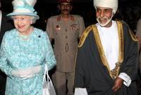 وحكم السلطان قابوس سلطنة عمان لمدة نصف قرن ما يجعله أطول حكام العرب في مدة الحكم في القرن الماضي حيث استلم الحكم عام 1970