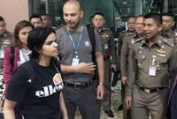 ولمن لا يعرف رهف محمد، فهي أثارت الجدل العام الماضي، وهي في عمر الـ 18 عاما فقط، حين رفضت الصعود على متن رحلة جوية منطلقة من العاصمة بنكوك إلى الكويت