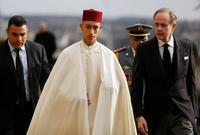 الأمير مولاي الحسن الثالث بن الملك محمد السادس .. ولي عهد المملكة المغربية
