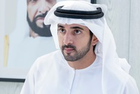 من مواليد 14 نوفمبر عام 1982 .. أي أنه يبلغ من العمر 38 عام .. ويتقلد منصب ولاية العهد في دبي منذ عام 2008.. أي أنه يتقلده منذ أكثر من 12 عام