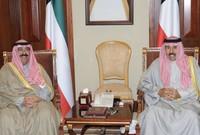 هو الأخ غير الشقيق للأمير نواف الأحمد الجابر الصباح أمير الكويت