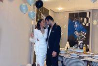 أما عن حياتها الشخصية، تزوجت فرح من الممثل الكويتي الإيراني الأصل، عقيل الرئيسي