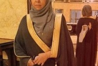 لديها ثلاثة أبناء هم أحمد وسعد وحسين بالإضافة إلى ابنة واحدة هي نبعة وهي لا تظهر في وسائل الإعلام إلا بشكل نادر للغاية
