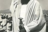 حيث غادر والده من عمان إلى بريطانيا وأقام فيها حتى وافته المنية في عام 1972 ودفن هناك