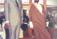 السلطان قابوس هو صاحب أطول فترة حكم من بين الحكام العرب حيث حكم بلاده لما يقارب 50 عام
