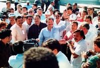 تم اغتيال المرشح الرئاسي المكسيكي عام 1994 أثناء وجوده في أحد التجمعات الإنتخابية
