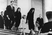 لقطة من جنازة الرئيس الأمريكي