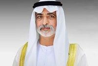 والده هو الشيخ نهيان بن مبارك آل نهيان، وزير التسامح والتعايش الإماراتي منذ أكتوبر 2017