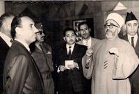 عاد عبد السلام عارف لدائرة الضوء مرة أخرى بالعراق بعد انقلاب البعث على عبد الكريم قاسم عام 1963 ثم اختياره لرئاسة العراق