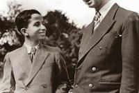 تم اختياره وليًا للعهد بعد انتهاء وصايته عام 1953