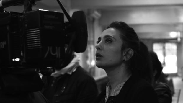 نادين لبكي مخرجة وممثلة لبنانية ولدت عام 1974 لعائلة مسيحية