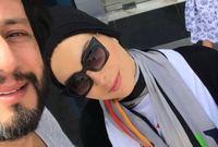 تزوجت عام 2008 من تاجر المجوهرات محمد البسام