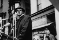 في فبراير 1965م أطلق ثلاثة من الشبان السود النار على مالك شباز أثناء إلقائه لمحاضرة في جامعة نيويورك فمات على الفور وكان في الأربعين من عمره