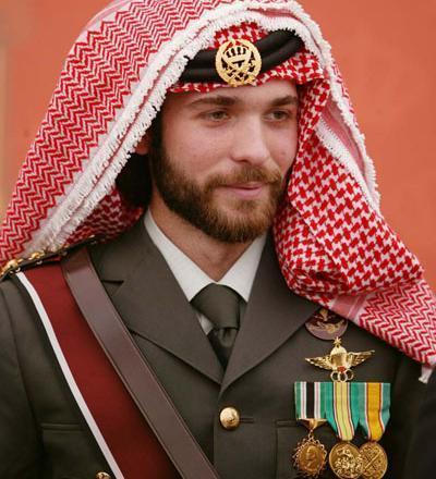 الأمير هاشم بن الحسين من مواليد 10 يونيو 1981