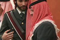 وهو الأخ غير الشقيق  للملك عبدالله الثاني ( ملك الأردن الحالي)