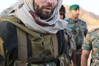 تدرج في الرتب العسكرية في العمليات الخاصة للقوات المسلحة الأردنية  للجيش العربي وخدم في أقسامها الثلاثة: الصاعقة، مكافحة الإرهاب، والقوات الخاصة