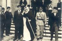 وفي عام 1949 أعلن استقلال ولاية برقة لتكون نواة الاستقلال الكامل الذي تحقق بالفعل في 24 ديسمبر عام 1951 لتنال ليبيا استقلالها التي ظلت عقود تناضل لأجله