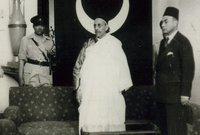 وفي نفس اليوم 24 ديسمبر تم إعلان محمد إدريس السنوسي ملكًا على ليبيا بعد موافقة جميع العشائر الليبية على اختياره وكان يبلغ من العمر آنذاك 61 عام