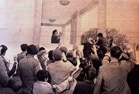 كما بدأت نهضة صناعية واقتصادية في ليبيا بإنشاء المصانع والمطارات وخطوط القطارات بجانب عمل بنية تحتية حديثة للمدن حتى أصبحت بنغازي وطرابس من أجمل المدن وحصلت طرابلس على لقب أجمل مدينة عربية عام 1966