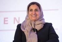 كما عينت وزيرة التنمية والتعاون الدولي في 2013 ووزيرة دولة للتسامح في 2016