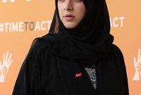 الإماراتية ريم إبراهيم الهاشمي.. هي وزيرة الدولة لشؤون التعاون الدولي في الإمارات، وهي أصغر وزيرة عربية بكونها تولت منصبها وعمرها 30 عاماً فقط