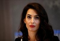 اللبنانية أمل كلوني.. محامية متخصصة في القانون الدولي وناشطة حقوقية، صنفت ثاني أقوى إمرأة عربية في العالم