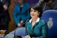 المغربية خديجة عريب.. تولت منصب رئاسة البرلمان الهولندي، حتى عام 2017