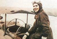 لطفية النادي أول كابتن طيار مصرية.. هي أول امرأة تحصل على إجازة الطيران في عام 1933