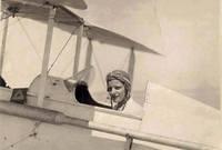 وعلاوة على ذلك، تعد لطفية أول امرأة مصرية تقود طائرة بين القاهرة والإسكندرية، وثاني امرأة في العالم تقود طائرة منفردة