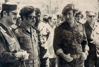 وبعد استيلاء حزب البعث على الحكم في سوريا عام 1963 أعيد للخدمة في الجيش من قبل صديقه صلاح جديد ورقي إلى رتبة لواء عام 1964 وعين قائدًا للدفاع الجوي والقوات الجوية ثم أصبح وزيرًا للدفاع في عام 1966