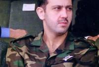من المستشارين المقربين لشقيقه الرئيس بشار الأسد ويلعب دور كبير في مجابهة الاحتجاجات المعارضة لشقيقه والمطالبين بإسقاط النظام