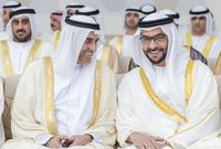 الشيخ محمد بن زايد متزوج من سمو الشيخة سلامة بنت حمدان آل نهيان ولديه أربعة أولاد وخمس بنات