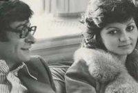 تزوج درويش بعد ذلك مرتين أول مرة  عندما التقى رنا صباح قبانى ابنه الشاعر نزار قبانى فى واشنطن سنة 1977م