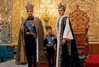 فرح ديبا، إمبراطورة إيران السابقة والزوجة الثالثة لشاه إيران محمد رضا بهلوي