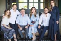 الملكة رانيا، ملكة الأردن وزوجة الملك عبدالله الثاني، أنجبت من زواجها 4 أبناد بينهم ولي عهد الأردن الحالي