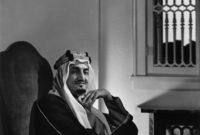 تولى الملك فيصل الحكم عام 1964 خلفًا لأخيه الملك سعود بن عبد العزيز