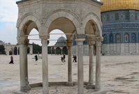قبة الأرواح .. وشيدت في العهد العثماني