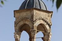 قبة النبي الخضر .. وشيدت في العهد العثماني