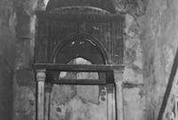قبة النبي عيسى أو مهد عيسى .. وهي القبة الوحيدة التي توجد بداخل المسجد وليس في ساحته ..وهي من أقدم قباب المسجد وكان تحتوي على مهد كان يوجد به النبي عيسى في طفولته