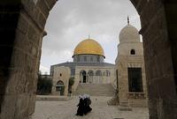 أما أبواب المسجد الأقصى في 15 بابًا .. ولكن يستعمل فقط 10 أبواب بينما الـ 5 الآخرين مغلقة لأسباب سياسية