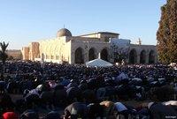 واستمر المسجد تحت سيطرة المسلمين حتى وقوع حرب 1967 وأصبح تحت السيطرة الإسرائيلية الفلسطينية