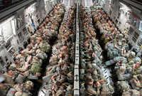وقوة الجيش الأمريكي تصل لـ مليون و400 ألف جندي وهناك ما يقارب من 845 ألف جندي في قوات الاحتياط