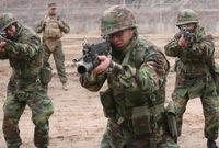 وفي المركز السادس تأتي كوريا الجنوبية ولكن لديها أمر غريب في تعداد جيشها