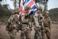 وفي المركز الثامن تأتي بريطانيا صاحبة التاريخ الكبير بين جيوش العالم