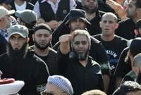 أعلن فضل شاكر، في أبريل 2013، عبر تسجيل مرئي، ظهر فيه ملتحيًا، عن تشكيل كتائب مقاومة حرة، ودعا إلى نصرة الشعب السوري.