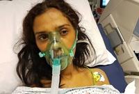 ودخلت إيمان مستشفى ميلانو يوم 29 يناير 2018 على إثر شعورها بالألم في المعدة