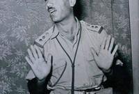 توفي أثر سقوط طائرة  كان يستقلها هو وبعض وزراءه ومرافقيه بين القرنة والبصرة في  13 أبريل 1966